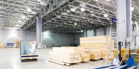 warehouse electrical services