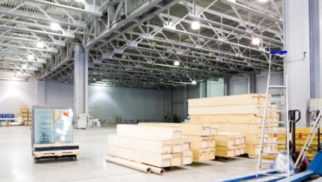 Online Retailer Warehouse Refurbishment